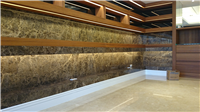 層板架大理石造型