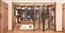 更衣室鋁框折疊門