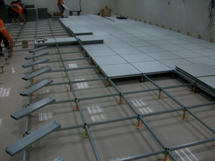 高架地板、複合式木地板工程