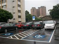 建築師規劃設計、停車場車位劃線