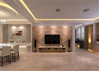 客廳3D圖