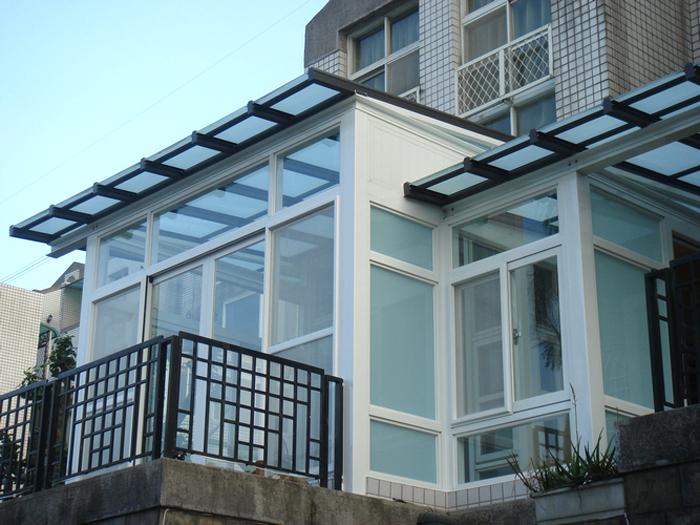 室外隔間玻璃屋