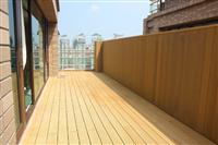淡水區塑木地板