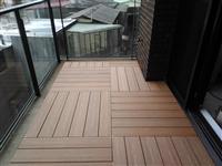 造型塑木地板