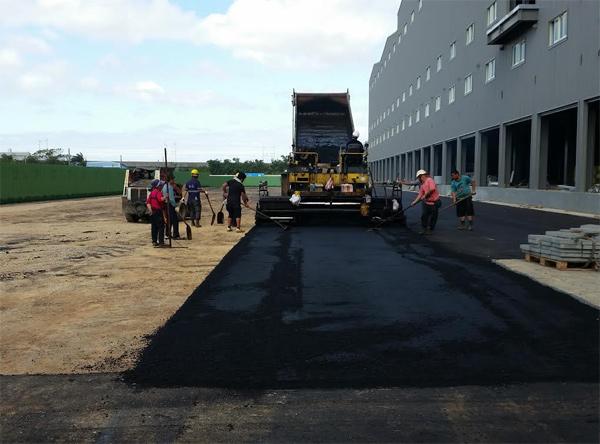 瀝青混凝土路面施工、瀝青混凝土施工-5