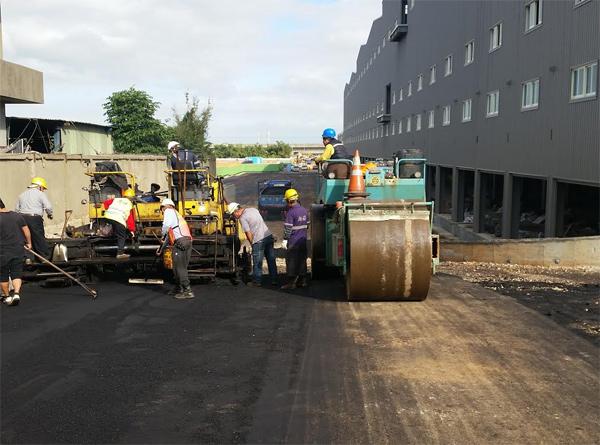 瀝青混凝土路面施工、瀝青混凝土施工-1