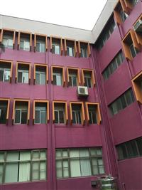 外牆拉皮-師大數學館
