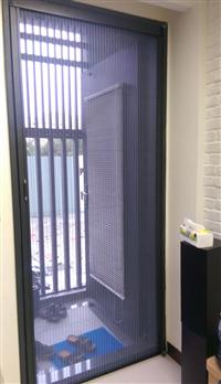 無障礙紗門窗、無障礙隱形紗門窗