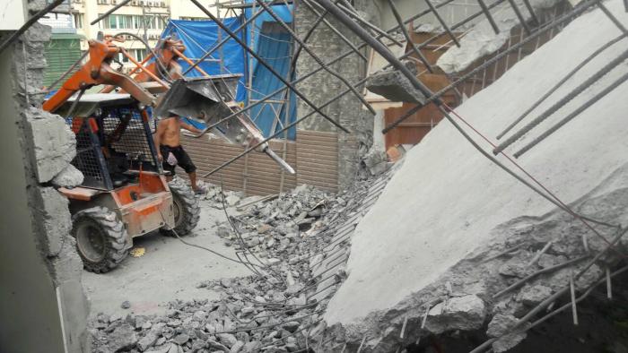 拆除工程-清潔工