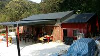 桃園鐵皮屋