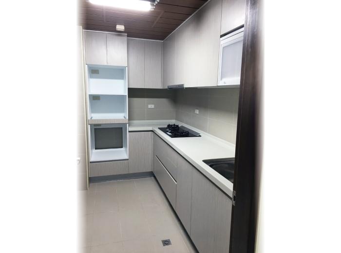 12_L型廚具+電器櫃
