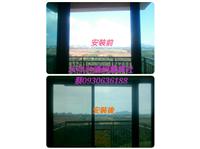 陽台窗安全網