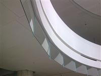 辦公室圓弧形防煙垂壁