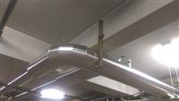 發電機室保溫風管
