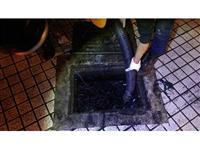 排水暗溝清理