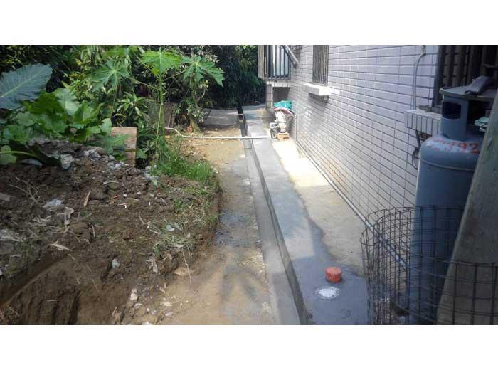 後巷接管施工後-1