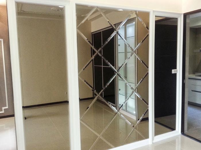 造型玻璃隔間