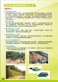 植生綠化護坡袋、景觀強化地工袋