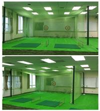 室內高爾夫球打擊網