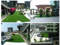 人工庭園草皮