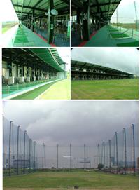高爾夫練習場整體設計施工、高爾夫練習場-東大