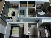 三水模型工作室 - 室內剖面模型