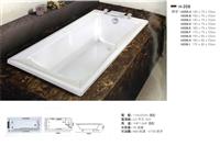 崁入式按摩浴缸