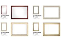 古典畫框明鏡
