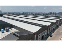 廠房屋頂採光中空板