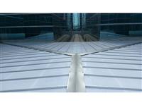 大樓中空板採光罩工程