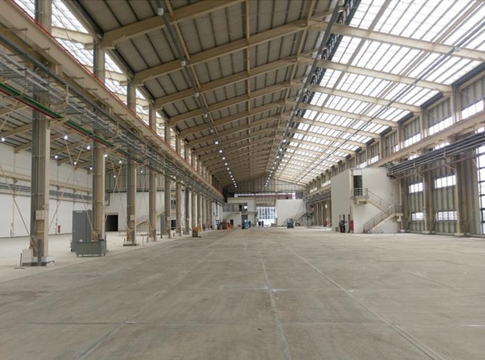 廠房屋頂中空採光板