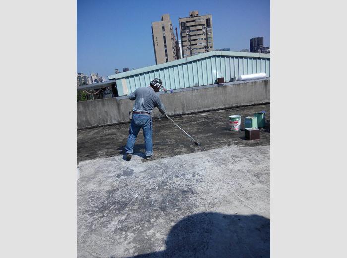 屋頂防水-汀洲路