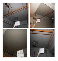 地下室高壓灌注工程、天花板高壓灌注止漏工程