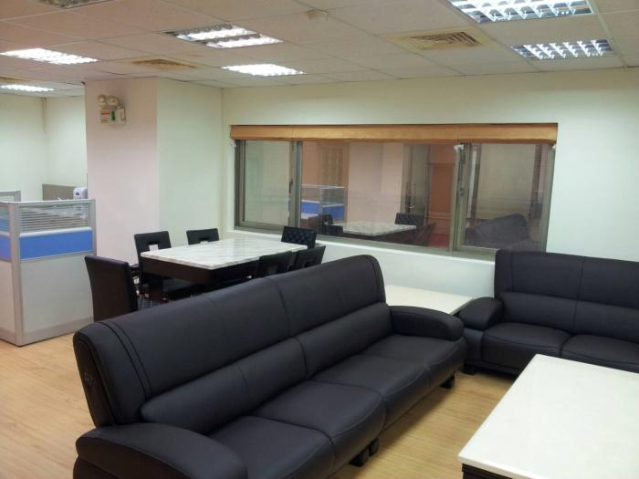 辦公室空間設計裝潢工程