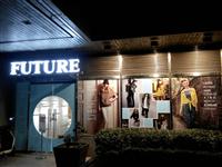 品牌服飾店面設計裝潢