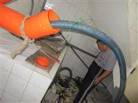 大樓汙廢水地下室改管納入公共衛生下水道