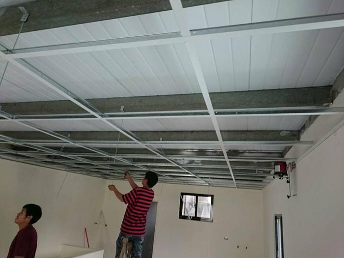 矽酸鈣天花板工程