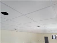 明架矽酸鈣天花板工程