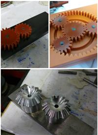 機械電子零件加工、線切割加工