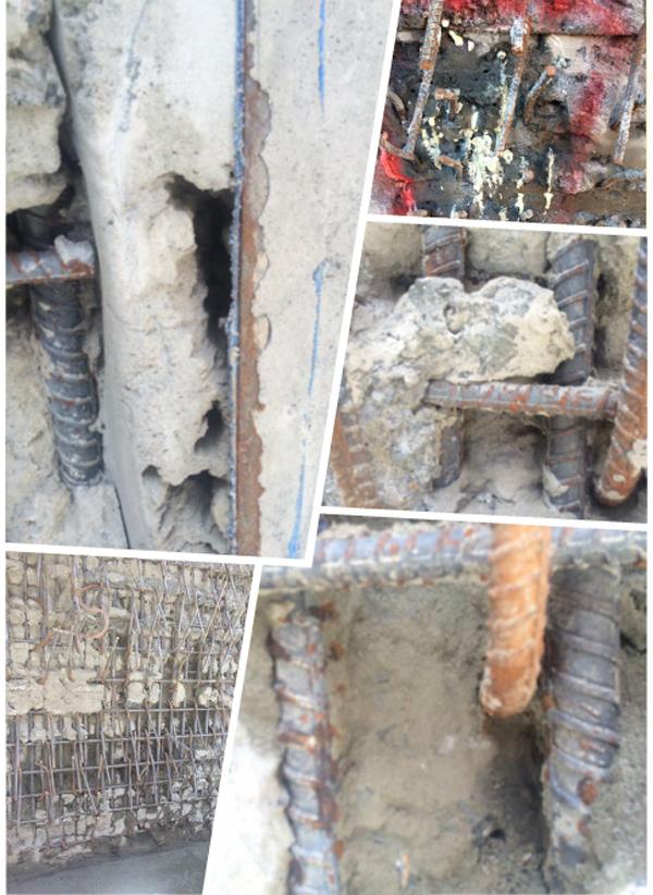 連續壁防水工程、連續壁漏水