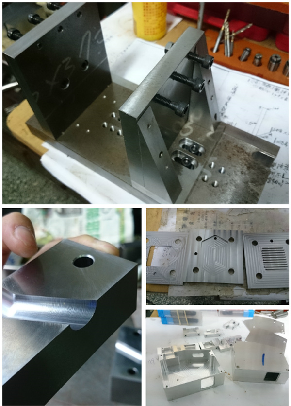 線切割放電加工、模具線切割加工、模具研磨加工