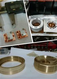 CNC銑床加工、機械零件模具加工、模具線切割加工