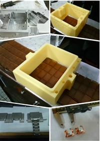 模具研磨加工、模具線切割放電加工