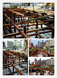 H型鋼安全支撐工程