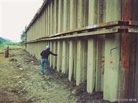 品勝機械工程有限公司 - H型鋼安全支撐工程、