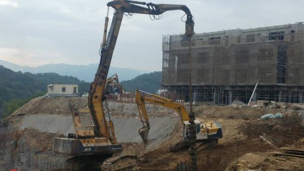 地質改良工程