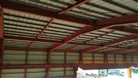 廠房鋼構除鏽塗裝
