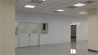 旺華工程股份有限公司 - 無塵室庫板隔間