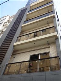 鋁窗格柵工程-布爾喬亞大樓