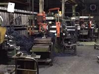 宏隆鋼鐵企業有限公司 - 龍門平面洗床